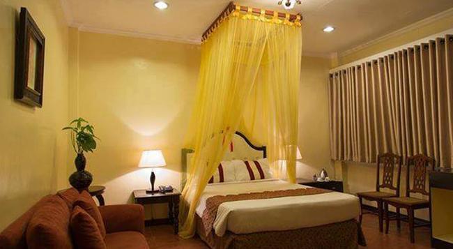 ホワイト ナイト ホテル イントラムロス - マニラ - 寝室