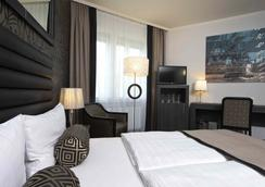 Park Hotel am Berliner Tor - ハンブルク - 寝室