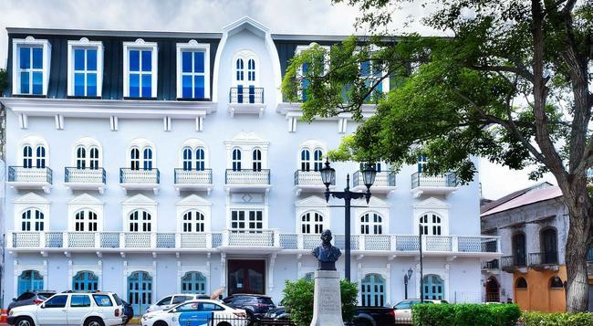 Central Hotel Panama - パナマ・シティ - 建物