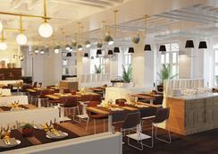 Central Hotel Panama - パナマ・シティ - レストラン
