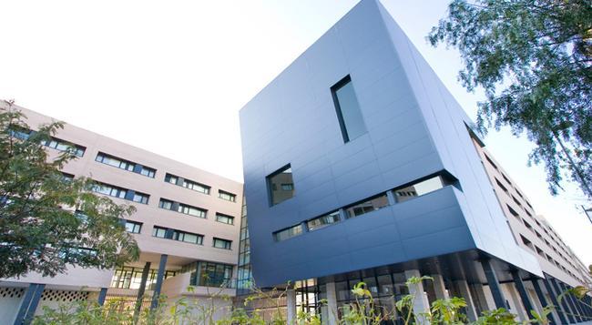 Villa Alojamiento y congresos - アリカンテ - 建物
