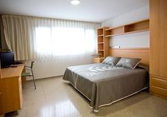 Villa Alojamiento y congresos - アリカンテ - 寝室