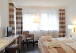 リレクサ ヴァルトホテル シャッテン - シュトゥットガルト - 寝室