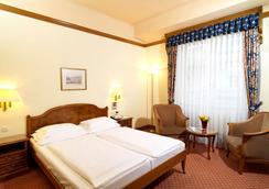 ホテル シティ セントラル - ウィーン - 寝室