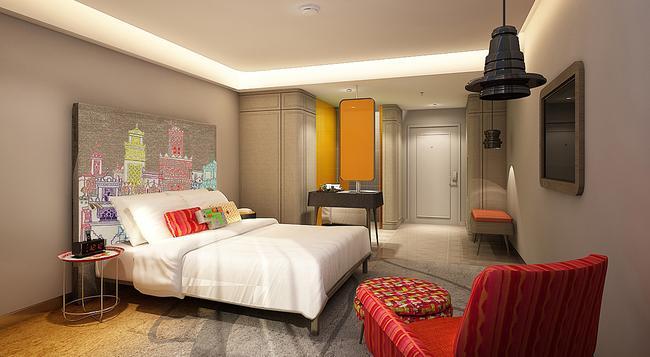 ibis Styles Bangkok Khaosan Viengtai - バンコク - 寝室