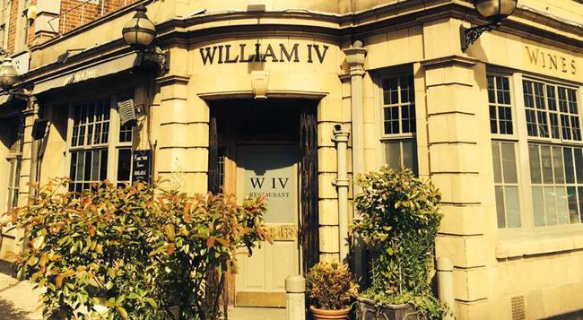 ウィリアム IV - ロンドン - 建物