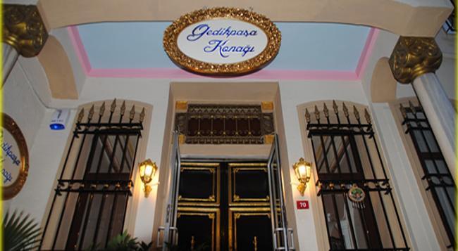 Hotel Gedik Pasa Konagi - イスタンブール - 建物