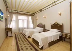 Hotel Gedik Pasa Konagi - イスタンブール - 寝室