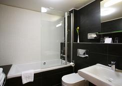 ヴィンテージ デザイン ホテル サックス - プラハ - 浴室