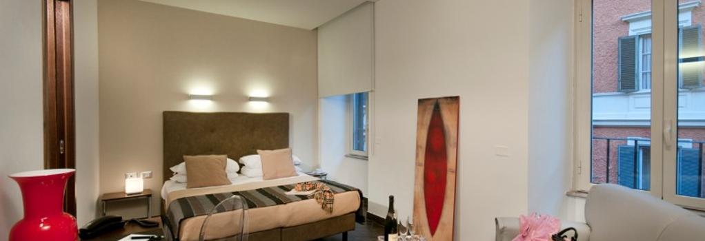 Residenza Ludovisi - ローマ - 寝室