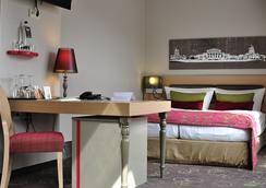 ホテル ジャンダルム ヌーヴォー - ベルリン - 寝室