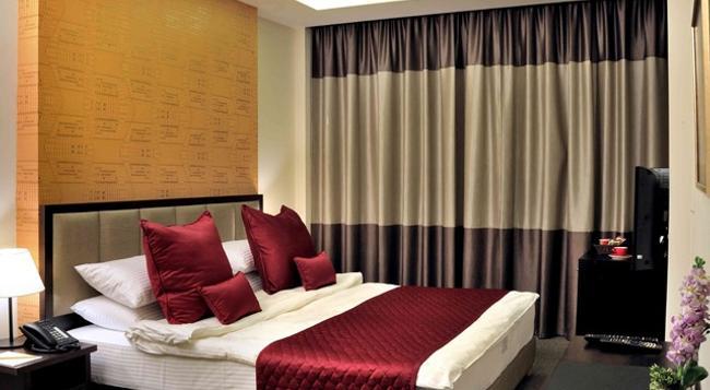 Vie Boutique Hotel - ベイルート - 寝室