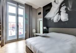 ホテル デュ トール - トゥールーズ - 寝室