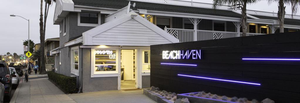 Beach Haven - サンディエゴ - 建物