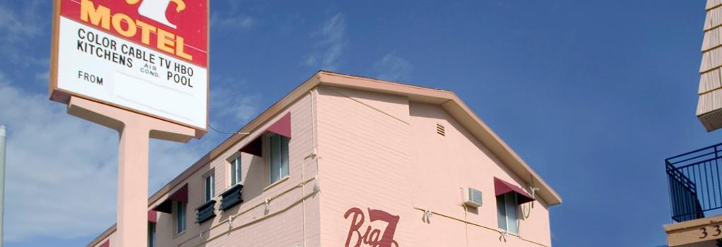 ビッグ 7 モーテル - Chula Vista - 建物