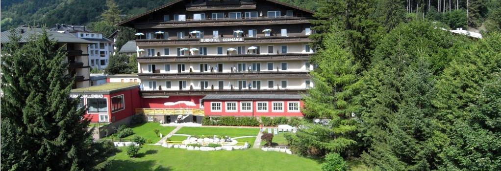 Akzent Hotel Germania - Bad Hofgastein - 屋外の景色