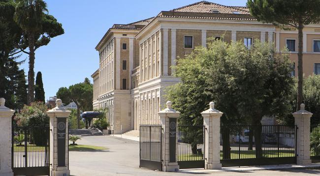 ザ チャーチ パレス - ローマ - 建物