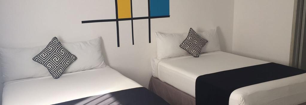 The St. Martin Boutique Hotel - プラヤ・デル・カルメン - 寝室
