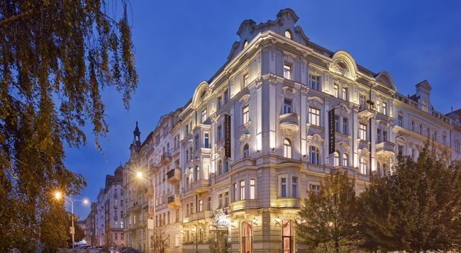 マメゾン ホテル リバーサイド プラハ - プラハ - 建物
