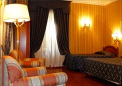 ホテル システィナ - ローマ - 寝室