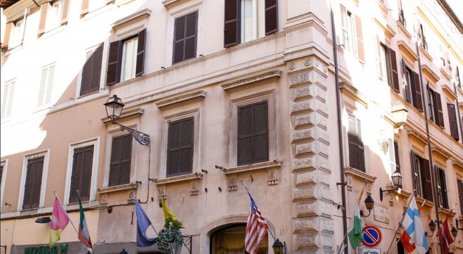 ホテル システィナ - ローマ - 建物