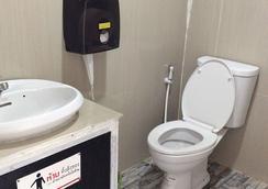Moov Inn Garden Hostel - タオ島 - 浴室