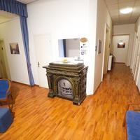 ヌオボ アルベルゴ セントロ Hallway