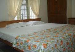 ネイサンズ ホリデー ホーム, プライベート ヴィラ - コチ - 寝室