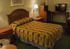 トラベル イン - ミッドタウン マンハッタン - ニューヨーク - 寝室