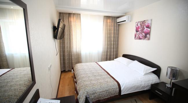 ホテル ザリナ - Khabarovsk - 寝室