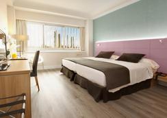 ウサ チャマルティン ホテル - マドリード - 寝室
