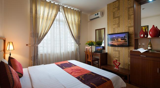 ブランディ ホテル - ハノイ - 寝室