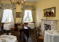 Rachael's Dowry Bed and Breakfast - ボルティモア - レストラン