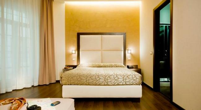 インフィニティ ホテル セント ピーター - ローマ - 寝室