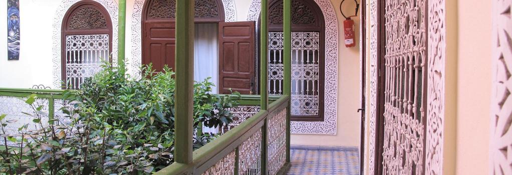 リヤド ダール タミリル - マラケシュ - 建物