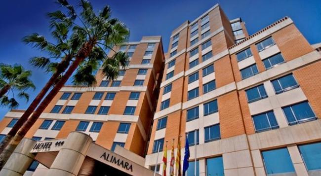 ホテル アリマラ - バルセロナ - 建物