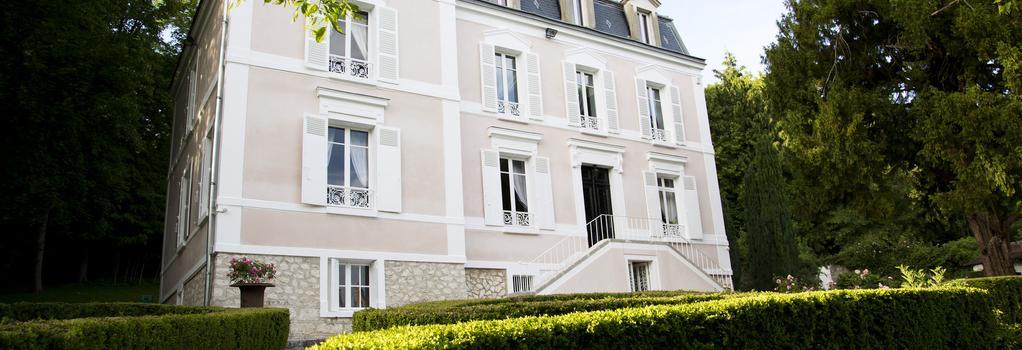 Maison d'hôtes Stella Cadente - Provins - 建物