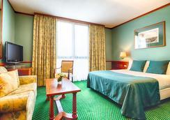レオナルド ホテル ミラノ シティ センター - ミラノ - 寝室
