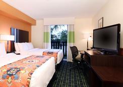 フェアフィールド イン&スイーツ サンディエゴ オールドタウン - サンディエゴ - 寝室