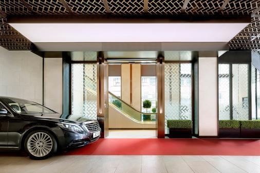 アイランド パシフィック ホテル - 香港 - ホテルのエントランス