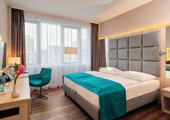ハリウッド メディア ホテル アム クアフュルステンダム - ベルリン - 寝室