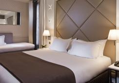 ロンシャン エリゼ - パリ - 寝室