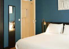 ホテル ダヴァル - パリ - 寝室