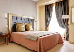 ホテル パルコ デッレ フォンターネ - シラクーサ - 寝室