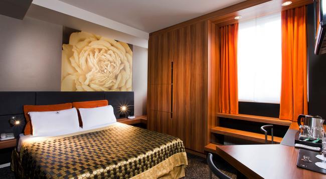 ホテル ルーヴル リヴォリ - パリ - 寝室