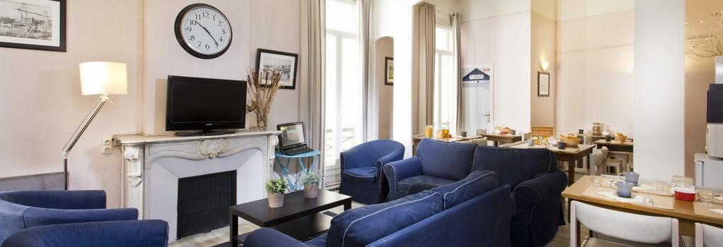 ホテル シルヴァベル - マルセイユ - ロビー