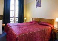 ホテル シルヴァベル - マルセイユ - 寝室