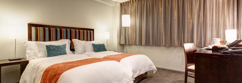 ファウンテンズ ホテル - ケープタウン - 寝室