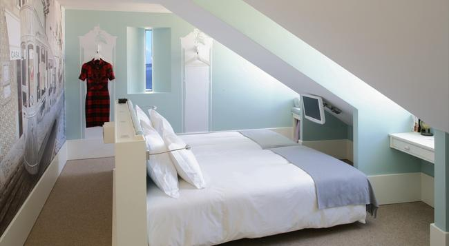 Lx ブティック ホテル - リスボン - 寝室