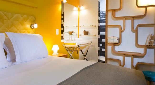 プルミエ エタージュ マレ - パリ - 寝室